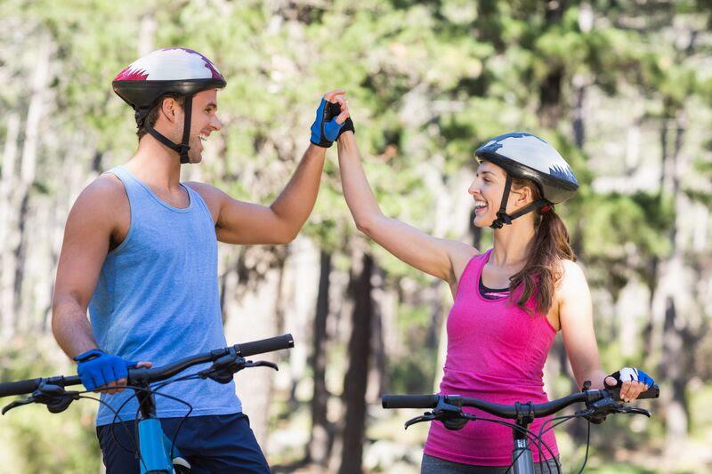 Szerelmes triatlon – Kerékpározás